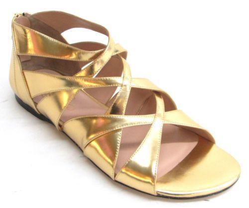 c0ad337c5cdb Leather Gladiator Sandals