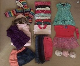 Lovely-Girl-Bundle 12-24-Months