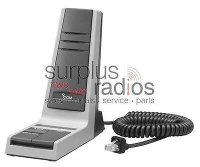 New Oem Icom Desktop Microphone Sm-26 Mobile Repeater Fr4000 Fr3000 F221 V8000