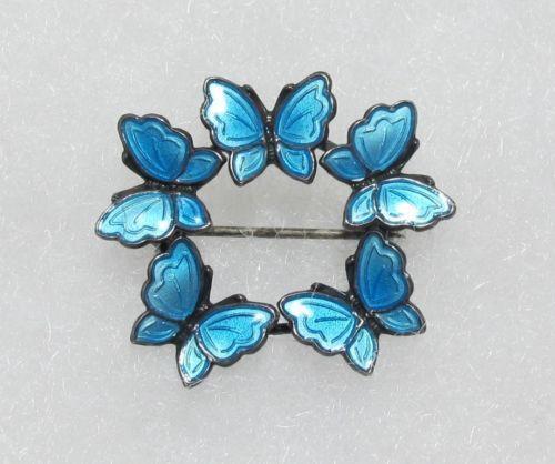 Scandinavian Enamel Jewelry
