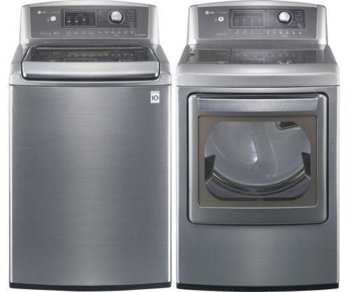 Lg Top Load Washer Ebay