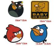 Angry Birds Decal