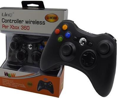 Joypad LINQ Inalámbrico Xbox 360 Y PC Compatible Joystick Para Consola Gamepad