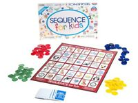 Wanted - 'Sequence' board game for kids