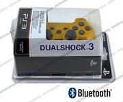 Gold PS3 Controller