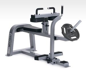 Commercial Fitness Equipment Precor, Plate Loaded, Gym