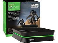 HDPVR 2 gaming edition . Game capture device