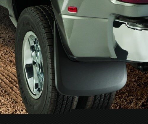 Husky Rear Custom Mud Guards Flaps 11-15 Ford F350 F450 Super Duty Dually 57641 | eBay