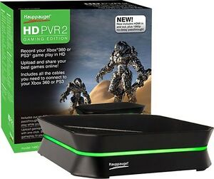 Game capture hd pvr