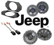 Jeep TJ Speakers