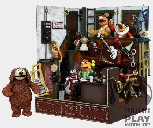 Muppets Playset Ebay