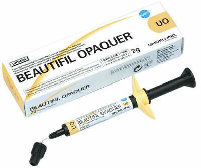 Shofu Beautifil Opaquer 2gm Uo Universal Opaque Dental Free Ship