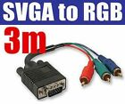 VGA/SVGA Cable TV Video Cables and Adapters