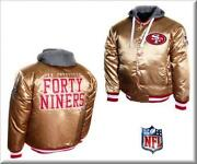 49ers Satin Jacket