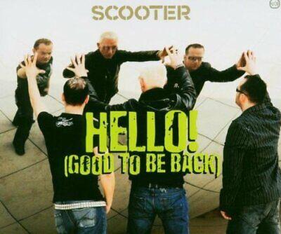 Scooter [maxi-cd] hello!.. (2005)
