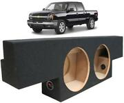 Chevy Crew Cab Sub Box