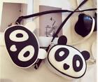 Animal Print Shoulder Bag Panda Handbags & Purses