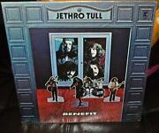 Jethro Tull Benefit LP