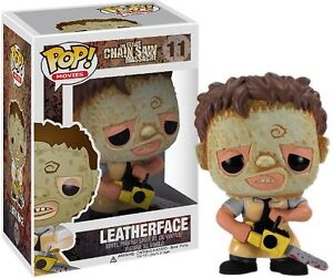 Funko Pop Leatherface Vinyl Figure at JJ Sports!