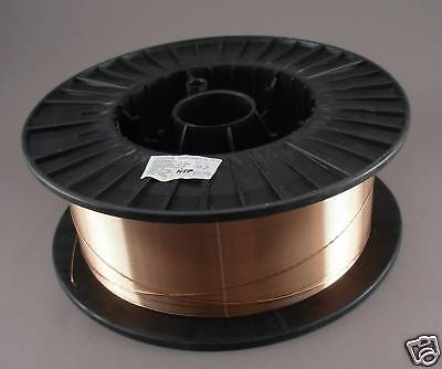 30 Lb Roll Er70s-6 .035 Mild Steel Mig Welding Wire Free Shipping Layer Wound