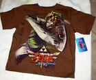 The Legend of Zelda Nintendo Video Gaming T-Shirts