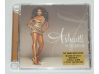 MUSIC CD ALBUM ASHANTI THE DECLARATION R&B 14 TRACKS BODY ON ME THE WAY I LOVE U