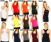 Women Sleeveless T Shirt