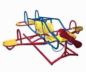 Airplane Teeter Totter