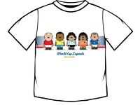 Men's Weenicons Football Legends T Shirts