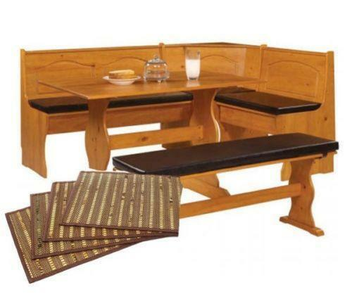 Breakfast Nook Bench Dining Sets Ebay