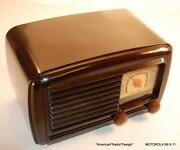 Motorola Tube Radio