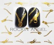 Gold Nail Art Stickers