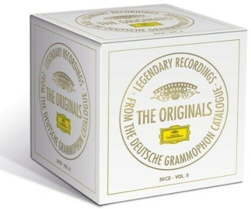Various Artists - The Originals: Legendary Recordings II [New CD] Boxed Set