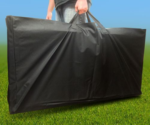 cornhole carry carrying case bag holds 2