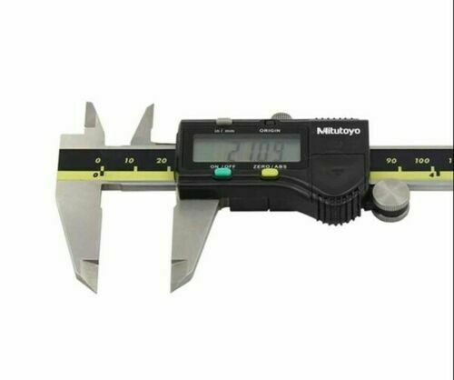 "Mitutoyo Japan 500-196-20/30 150mm/6"" Absolute Digital Digimatic Vernier Caliper"