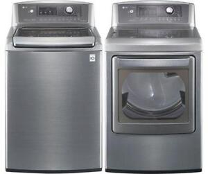lg top load washers