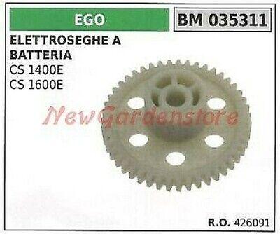 Engranaje EGO Para Sierra Eléctrica con Batería Cs 1400E 1600E 035311