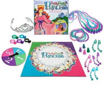 Bonito Princesa Clásico Juego de Mesa Rol Juegos Disfraz Niños Juegos