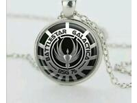 Galactica necklace