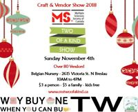 Two of a Kind Craft & Vendor Sale