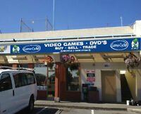 GAME CYCLE  BUY*SELL*TRADE VIDEO GAMES & DVD's