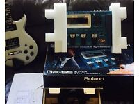 Roland GR 55 Guitar Synth & GK 2A Pickup (mint & boxed)