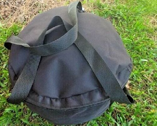 12-Inch Dutch Oven Tote Bag/dutch ovens /made in U.S.A./camping/ cooking/chef