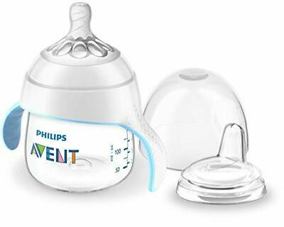 Philips Avent My Natural Trainer Sippy Cup, Clear, 5oz