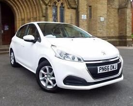 2016 Peugeot 208 1.2 PureTech 82 Active 5 door Petrol Hatchback