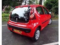2012 Peugeot 107 1.0 Active 5 door Petrol Hatchback