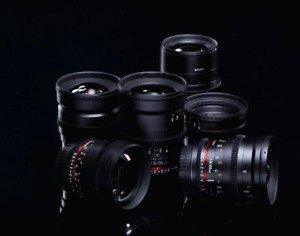Rokinon Cine DS 6 Lens Kit with Canon EF Mount- RENTALS
