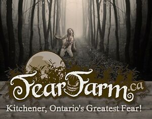 4 Passes to Fear Farm @ Snyder's Family Farm