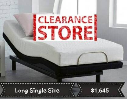 ELECTRIC ADJUSTABLE BEDS MASSIVE SAVING $$$ FROM $1650 CHEAPEST!!
