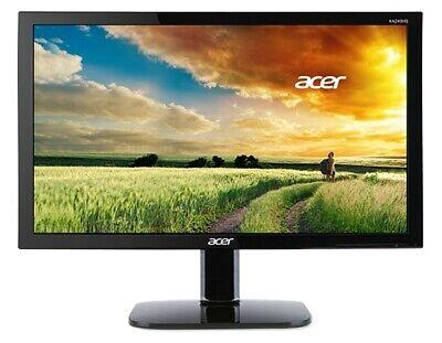 Acer KA220HQbid Computerbildschirm 54,6 cm (21.5 Zoll) Full HD LED Schwarz